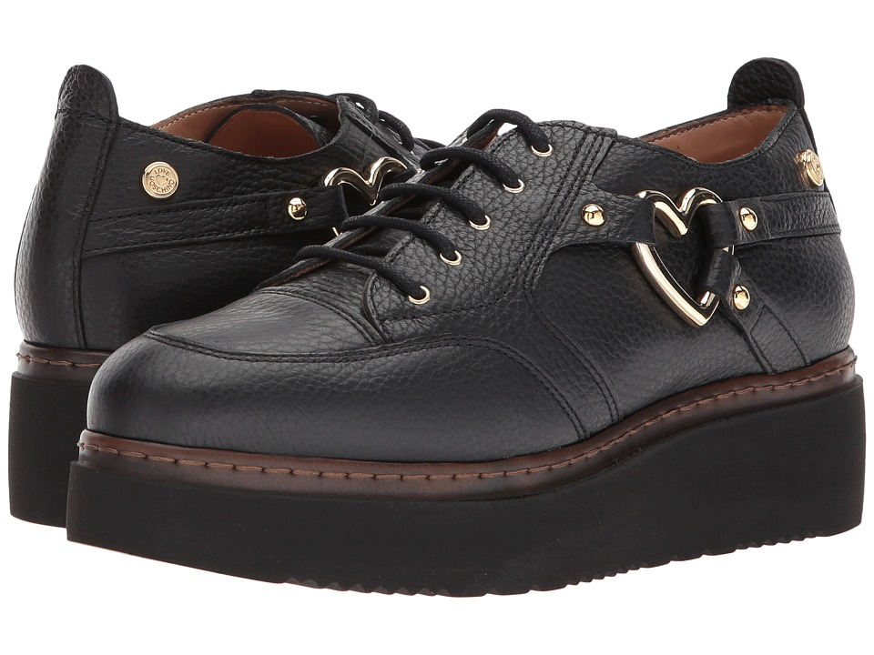 LOVE Moschino Platform Oxford (Black) Women