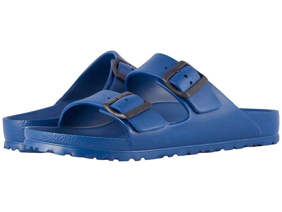 Birkenstock Arizona Essentials (Navy EVA) Men's Sandals