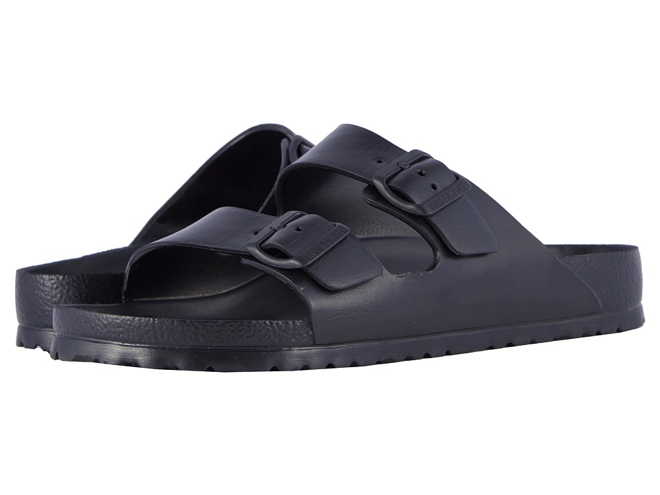 Birkenstock - Arizona Essentials (Black EVA) Men's Sandals