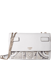 GUESS - Cate Convertible Crossbody Flap