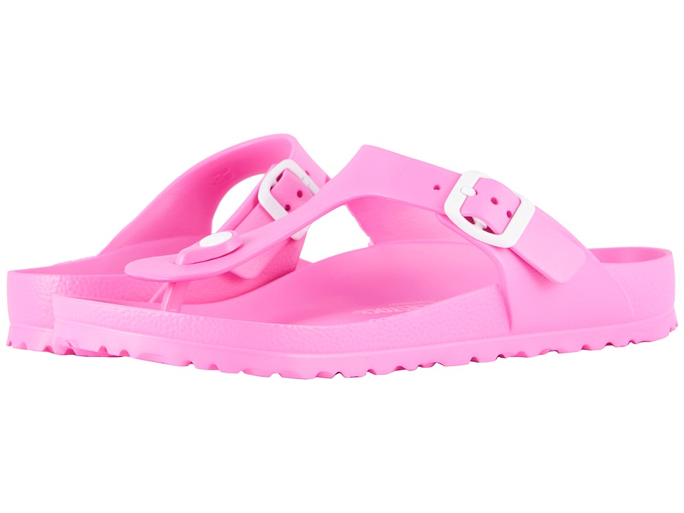 Birkenstock - Gizeh Essentials (Neon Pink EVA) Women's Sandals