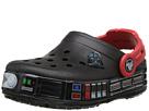 Crocs Kids Crocband Fun Lab Darth Vader Lights Clog (Toddler/Little Kid)
