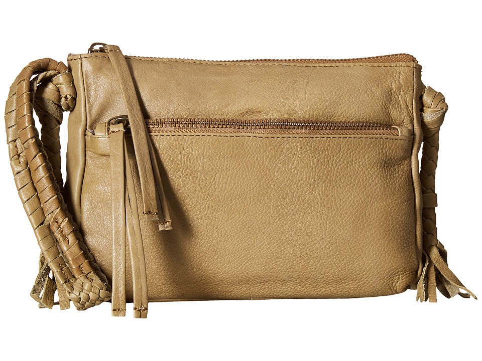 Day & Mood Elm Clutch (Pale Khaki) Clutch Handbags