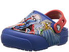 Crocs Kids FunLab Justice League Lights Clog (Toddler/Little Kid)