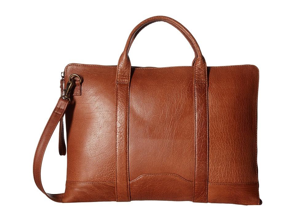 Day & Mood Addi Laptop Bag (Cognac) Computer Bags