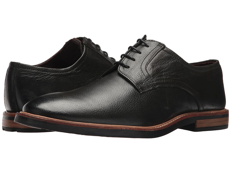 Ben Sherman Birk Plain Toe (Black 2) Men