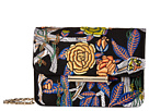 Jason Wu Diane Floral Embroidered Chain Wallet