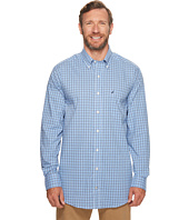 Nautica Big & Tall - Big & Tall Long Sleeve Mini Plaid