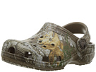Crocs Kids Classic RealTree Edge Clog (Toddler/Little Kid)