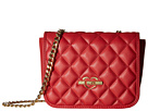 LOVE Moschino Superquilting Square Shoulder Bag