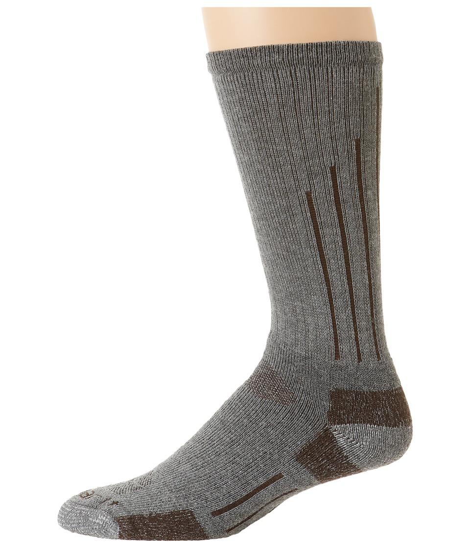 Carhartt Full Cushion All Terrain Boot Sock 1-Pair Pack (Grey) Men