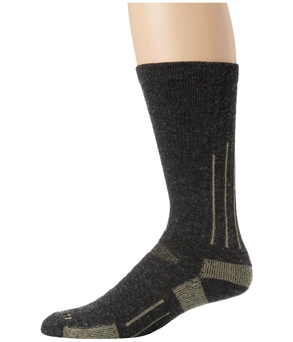 Carhartt Full Cushion All Terrain Boot Sock 1-Pair Pack (Black) Men