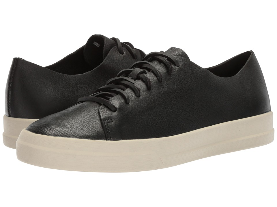 Vince - Copeland (Black Revolver Leather) Mens Shoes