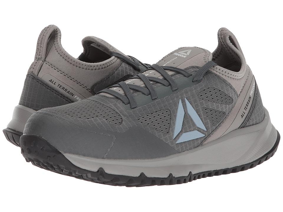 Reebok Work All Terrain Work (Flint Grey/Black) Women's Shoes