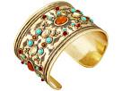 Lucky Brand Beaded Statement Cuff Bracelet