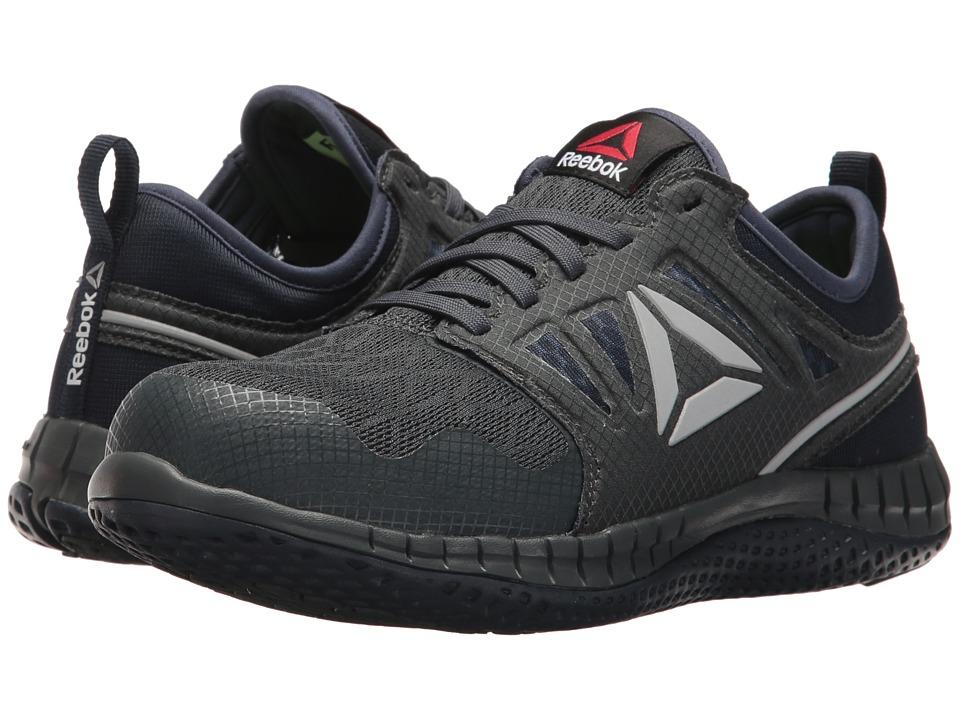 Reebok Work Zprint Work (Ash Grey/Washed Blue) Women's Shoes