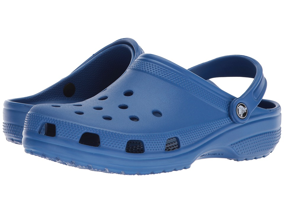 Crocs Classic Clog (Blue Jean) Clog Shoes