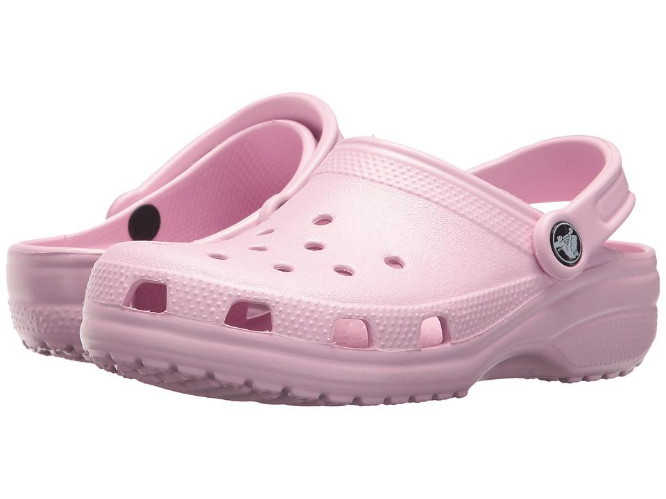 Crocs Classic Clog (Ballerina Pink) Clog Shoes