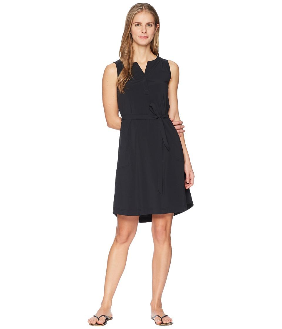 Royal Robbins Spotless Traveler Tank Dress (Jet Black) Women