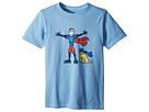 Life is Good Kids Superhero Jake Rocket Crusher Tee (Little Kids/Big Kids)