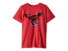 Life is Good Kids Dino Skate Crusher Tee (Little Kids/Big Kids)