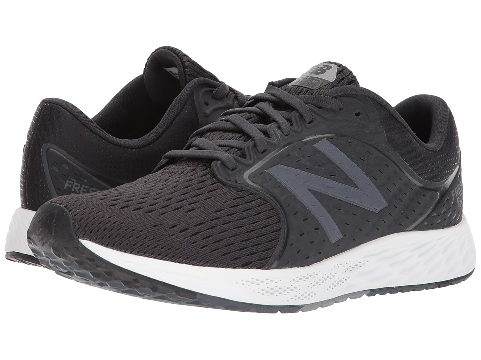 New Balance Fresh Foam Zante v4 (Black/Phantom) Men's Running Shoes