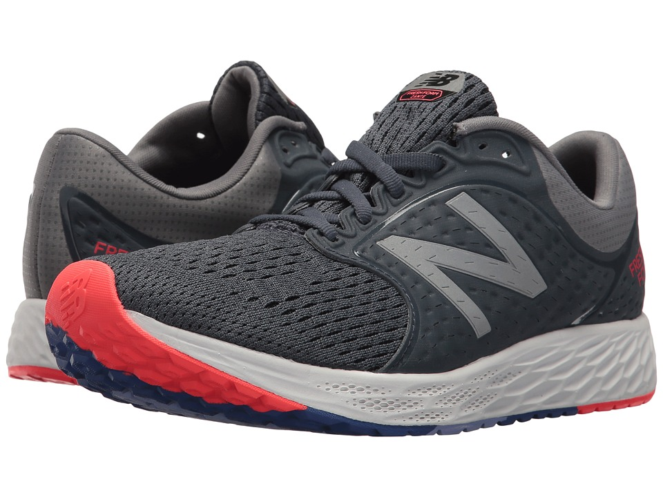 New Balance Fresh Foam Zante v4 (Gunmetal/Arctic Fox/Black) Women's Running Shoes