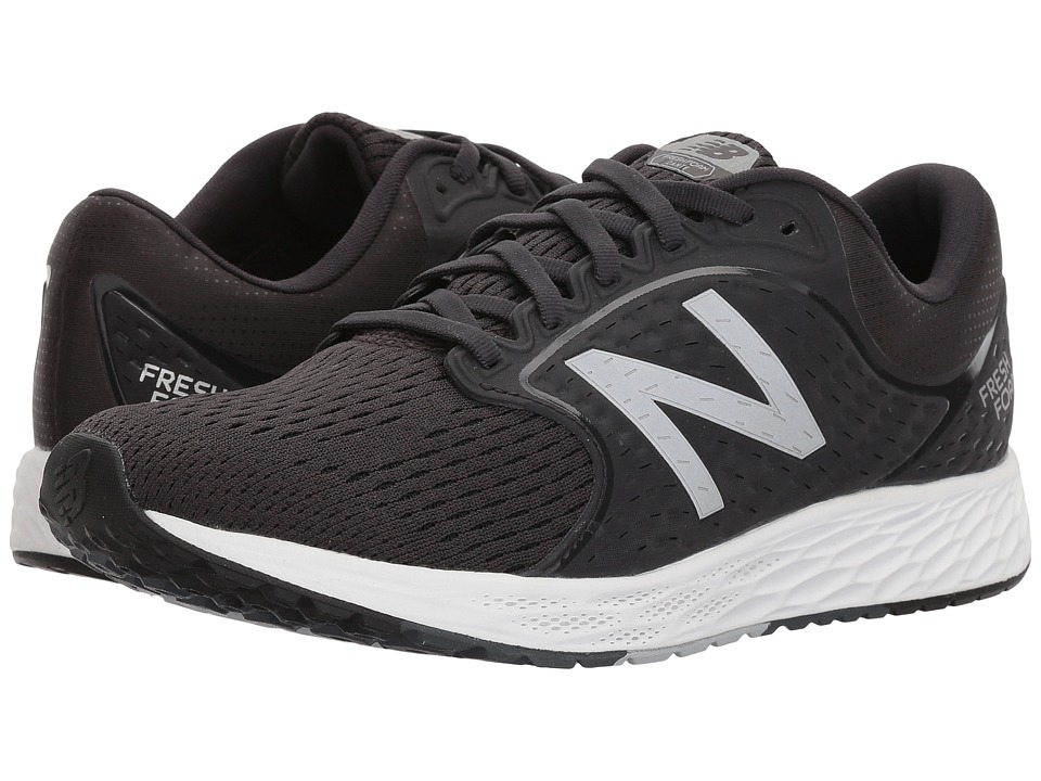 New Balance Fresh Foam Zante v4 (Black/Phantom/Silver Metallic) Women's Running Shoes