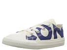 Converse Kids Chuck Taylor All Star Wordmark Ox (Infant/Toddler)