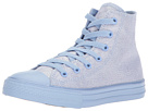 Converse Kids Chuck Taylor All Star Mono Shine Hi (Little Kid/Big Kid)