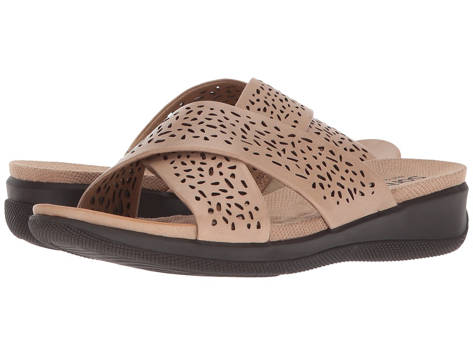 SoftWalk Tillman (Sand) Women's Shoes
