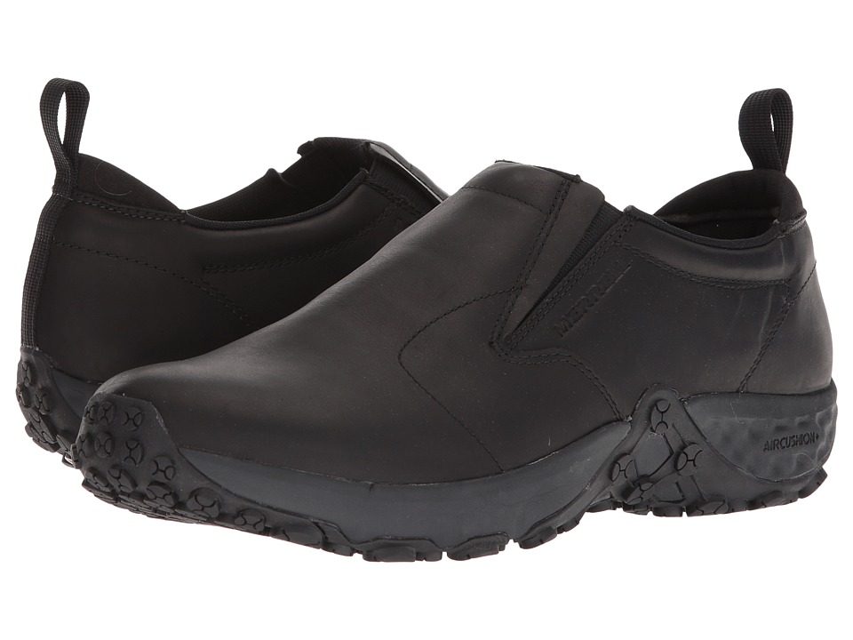 Merrell Work - Jungle Moc AC + Pro (Black) Mens Industrial Shoes