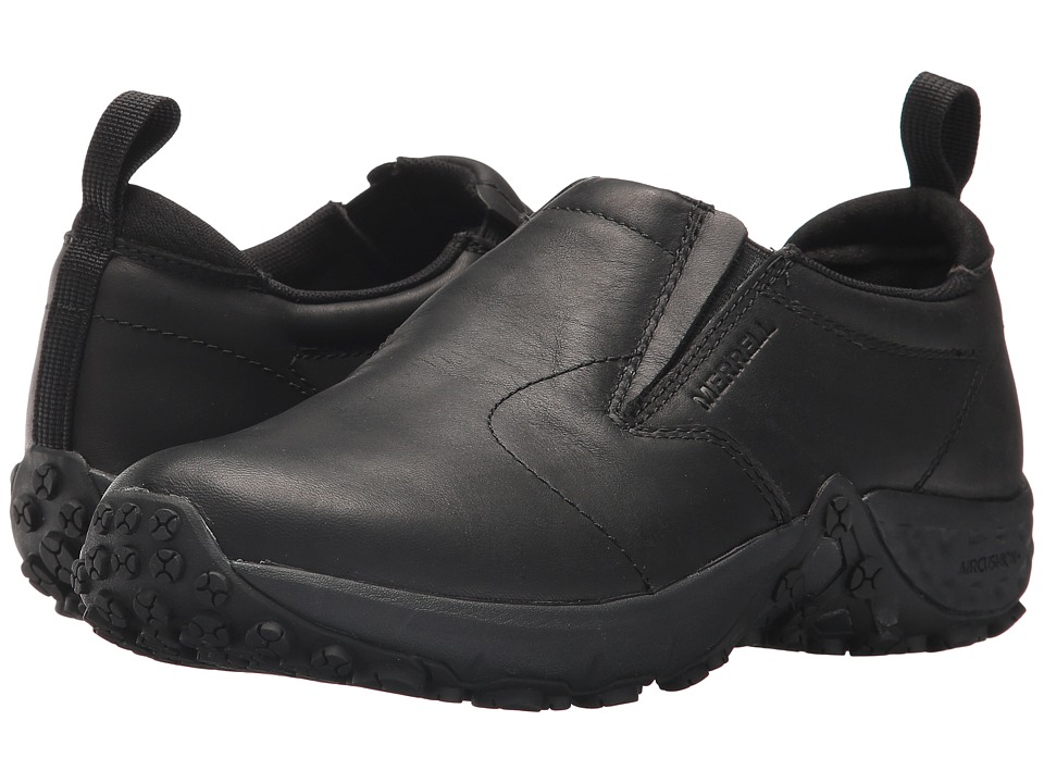 Merrell Work - Jungle Moc AC + Pro (Black) Womens Industrial Shoes