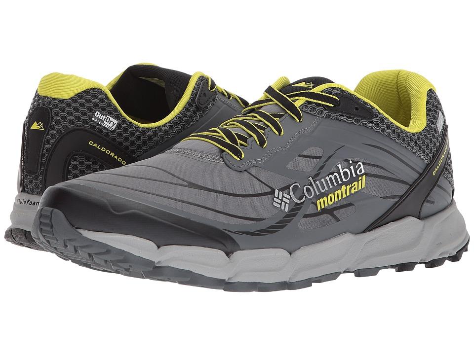 Columbia Caldorado III Outdry (Ti Grey Steel/Zour) Men's Shoes