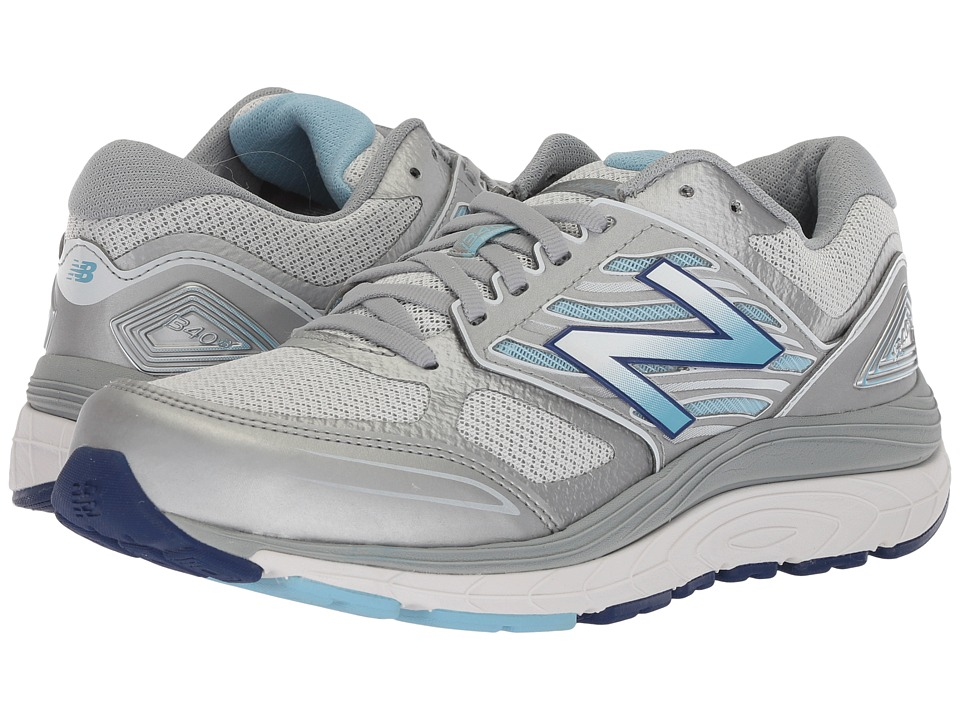 New Balance 1340v3 (White/Clear Sky) Women's Running Shoes
