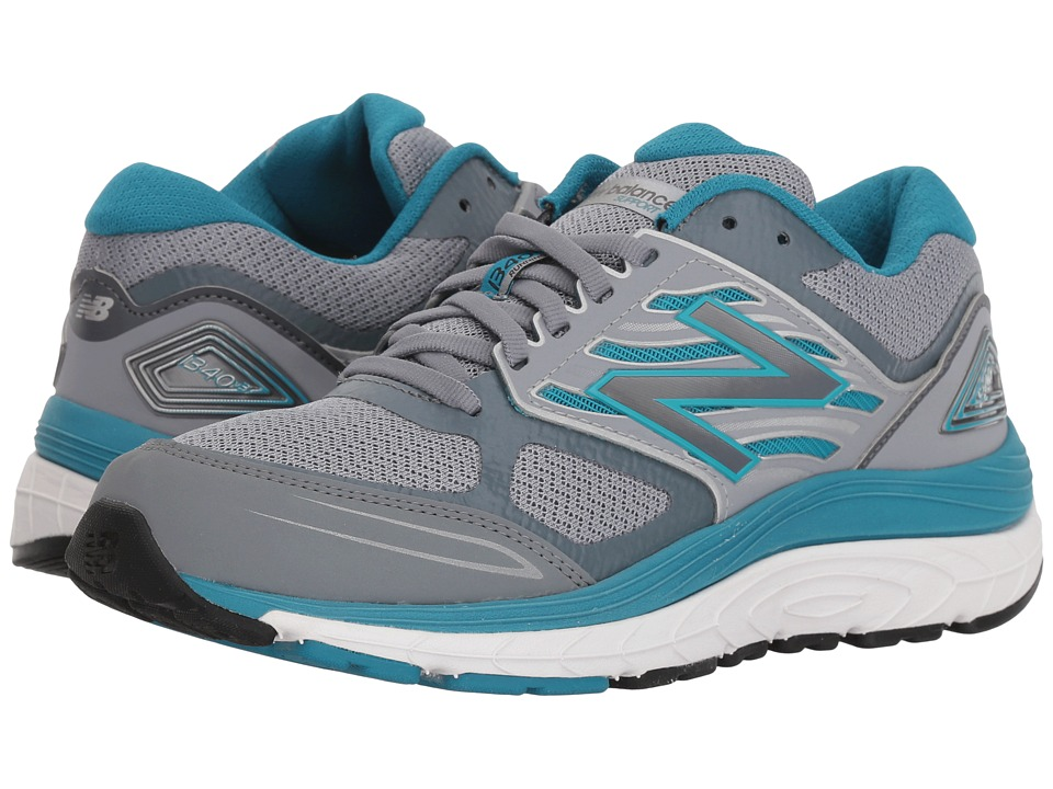 New Balance 1340v3 (Grey/Pisces) Women's Running Shoes