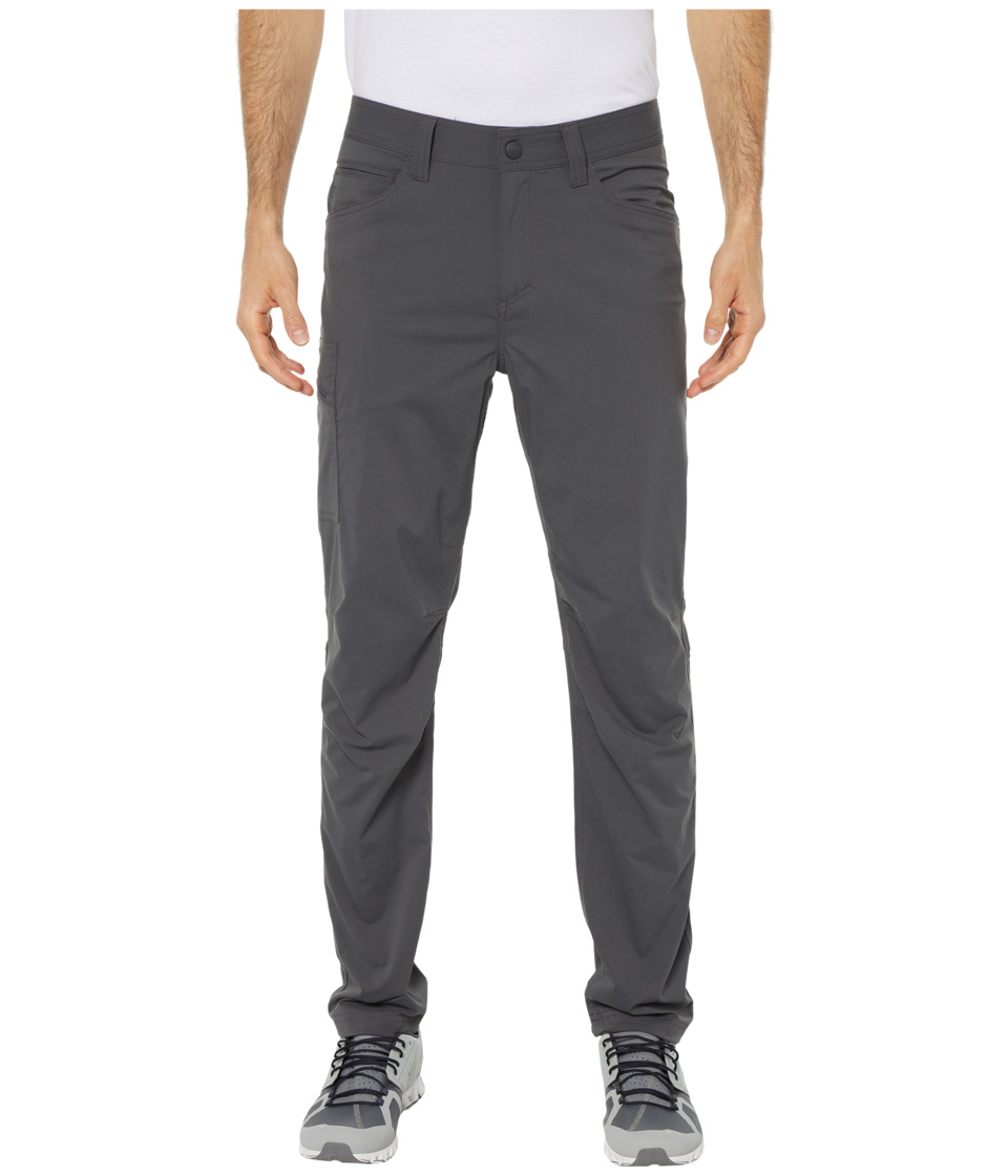 Royal Robbins Active Traveler Stretch Pants (Asphalt) Men