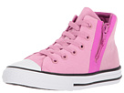 Converse Kids Chuck Taylor All Star Sport Zip Hi (Little Kid/Big Kid)