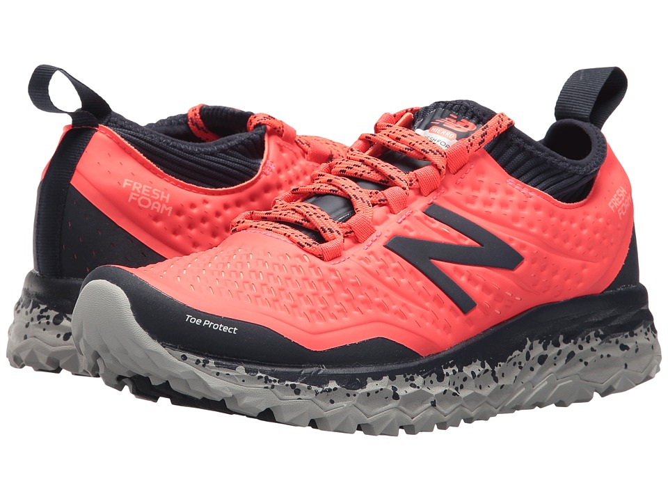 New Balance Fresh Foam Hierro v3 (Vivid Coral/Pigment) Women's Running Shoes