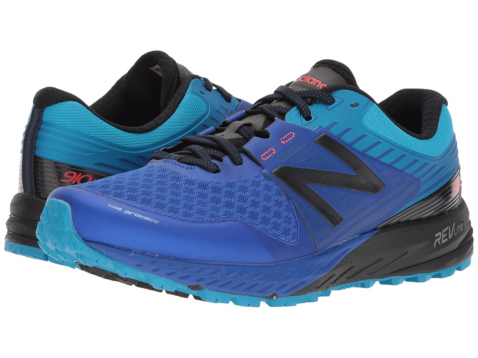 New Balance 910 V4 (Pacific/Maldives/Black) Men's Running...