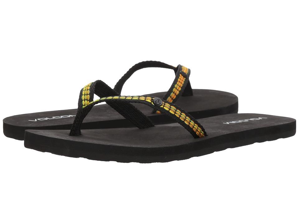 Volcom Trek Sandals (Black) Sandals