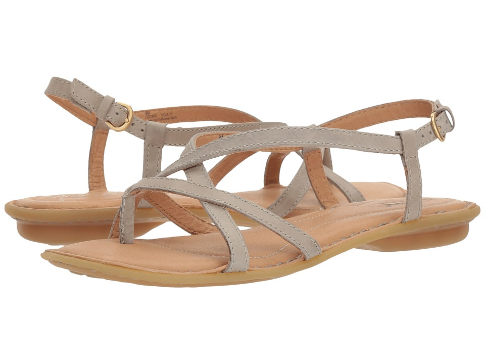 Born Mai (Light Grey) Sandals