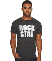 The Original Retro Brand - Short Sleeve Tri-Blend Rock Star Tee