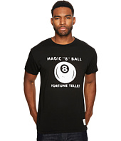 The Original Retro Brand - Magic 8 Ball Short Sleeve Vintage Cotton Tee