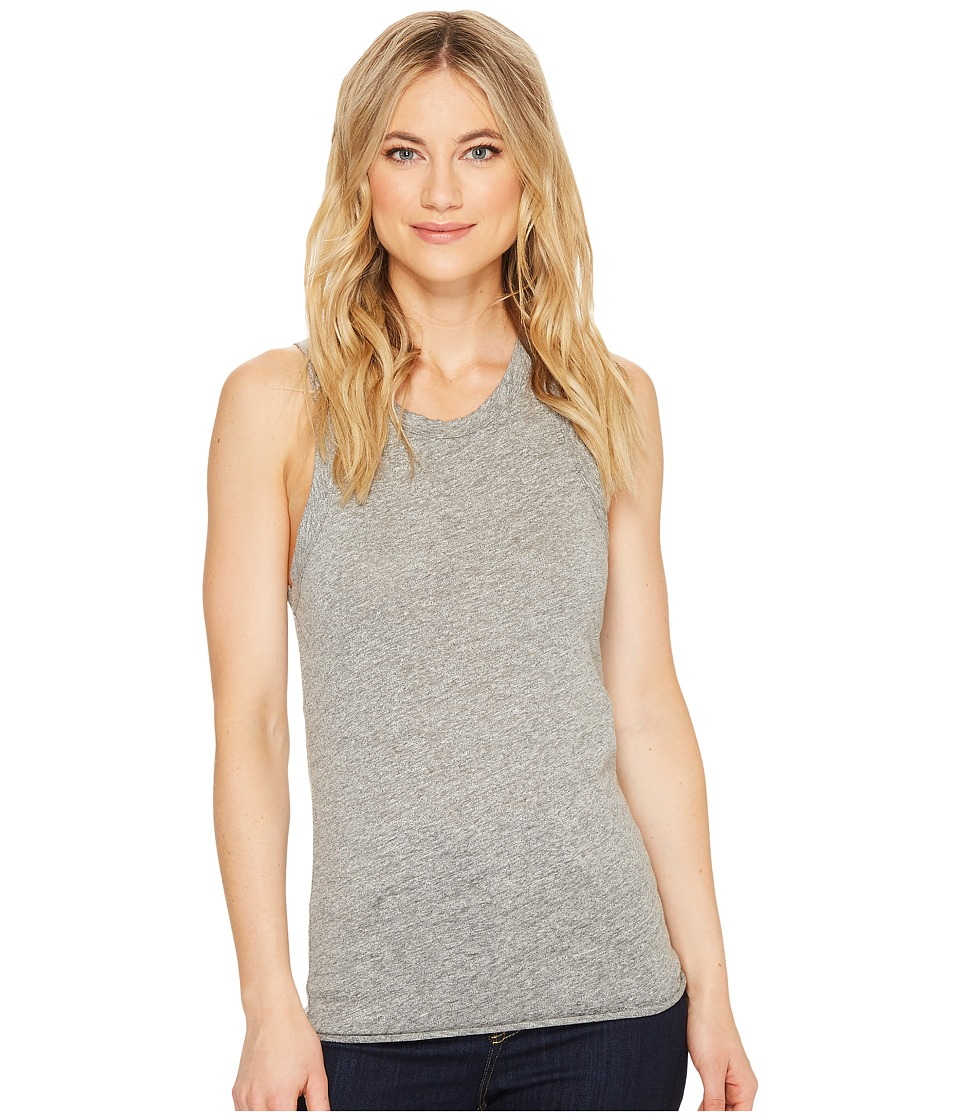 AG Adriano Goldschmied - Lexi Tank Top (Speckled Heather Grey) Womens Sleeveless