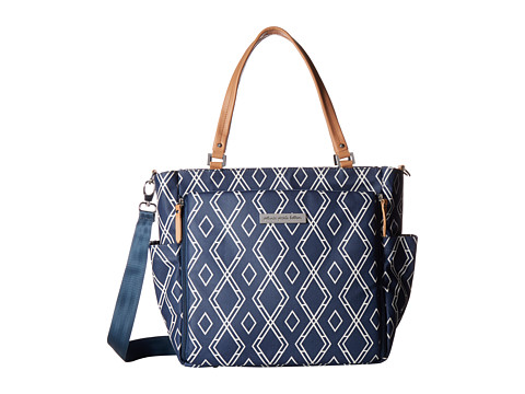 petunia pickle bottom Glazed City Carryall - Indigo