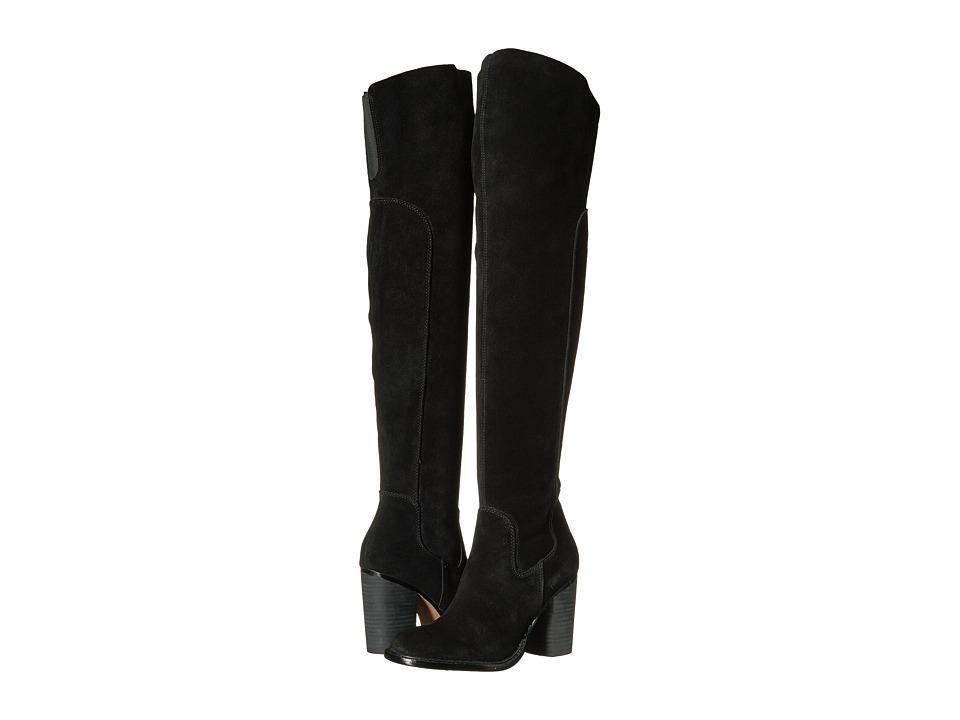 Kelsi Dagger Brooklyn - Logan (Black) Womens Shoes