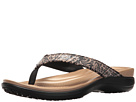 Crocs Capri V Graphic Sequin Flip