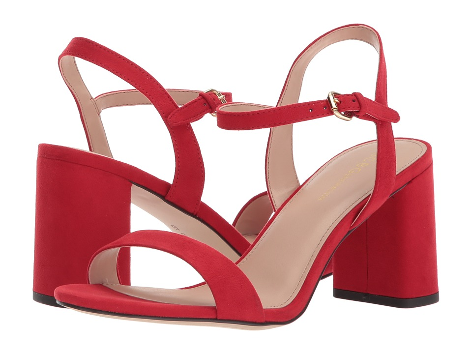 Image of BCBGeneration - Becca (Gold/Red) Women's Sandals
