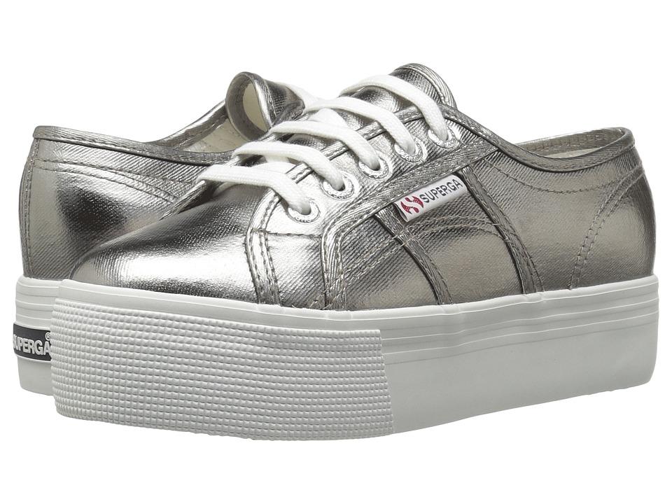 Superga 2790 Cotmetu (Grey) Women